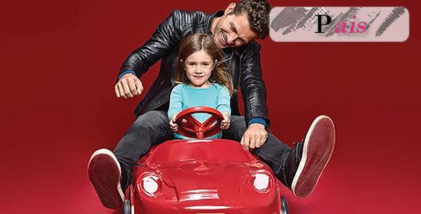 Dia dos Pais: Presenteie com a nova fragrância 300 Km/h Max Turbo