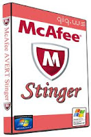 Portable McAfee Stinger 12.1.0.720