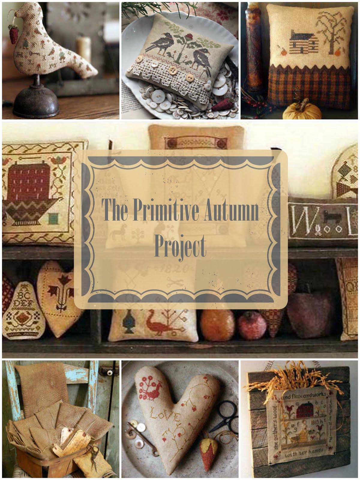 """Мой Проект """"The Primitive Autumn"""" (Примитивная Осень)"""
