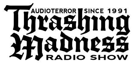 Thrashing Madness (Radio Afera 98,6FM) - 2h dźwiękowej zagłady