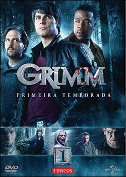 Download – Grimm 1ª Temporada DVDRip AVI Dual Áudio RMVB Dublado