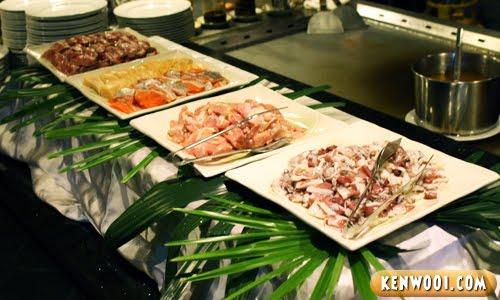eyuzu raw meat