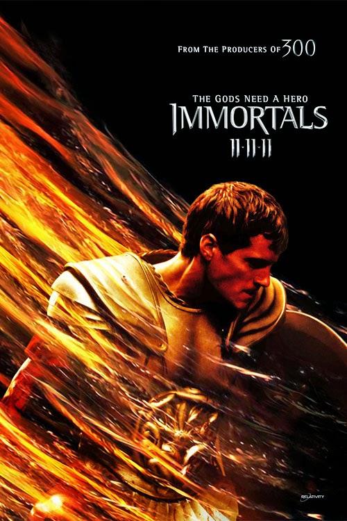 Chiến Binh Bất Tử - Immortals