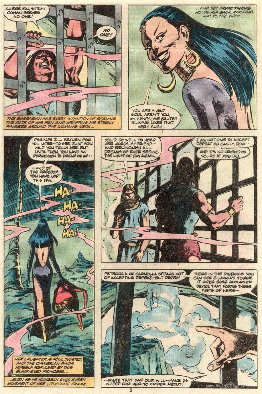 Conan the Barbarian (1970) Issue #124 #136 - English 3
