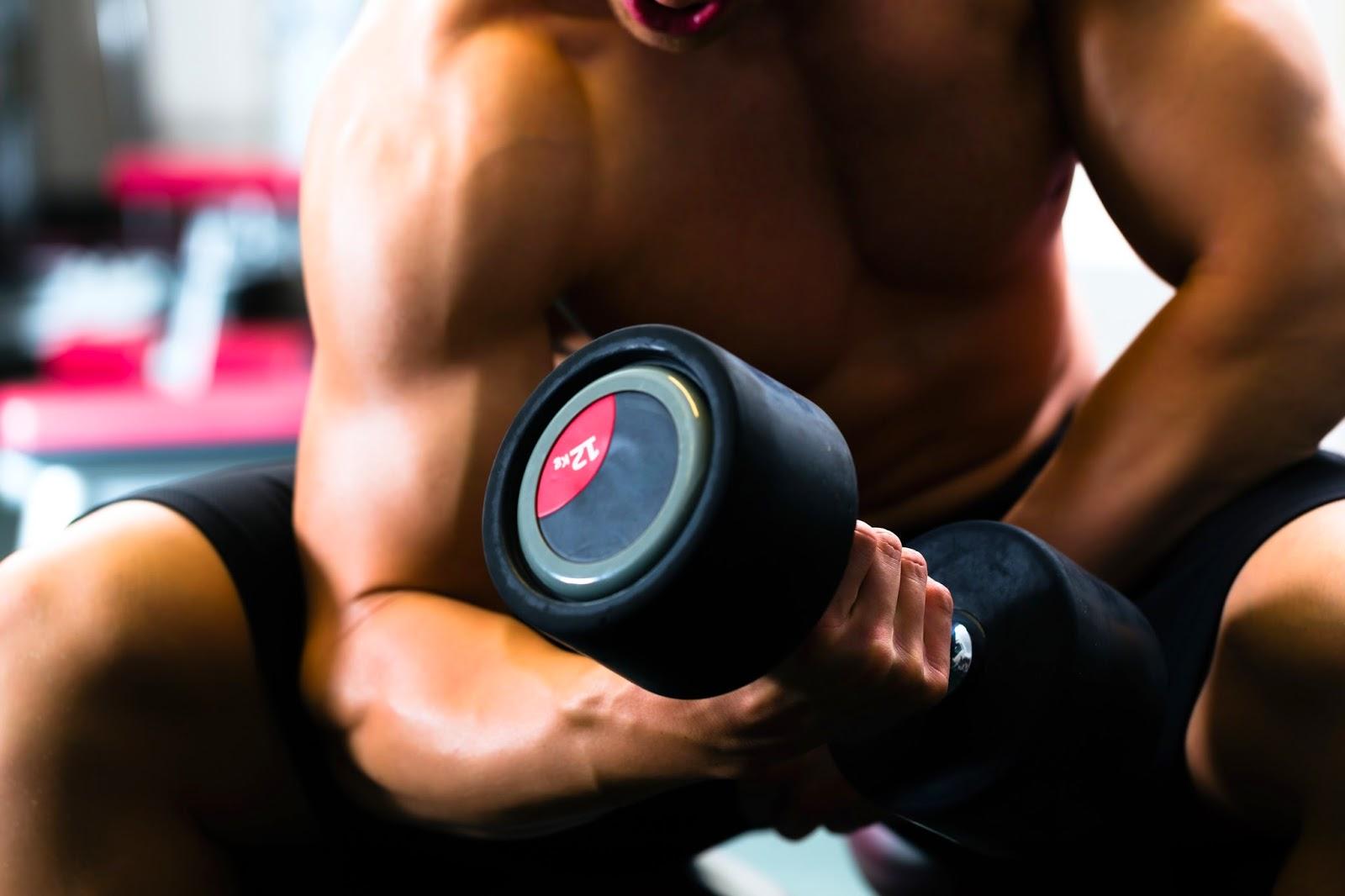 Rutina de ejercicios para ganar fuerza y músculo