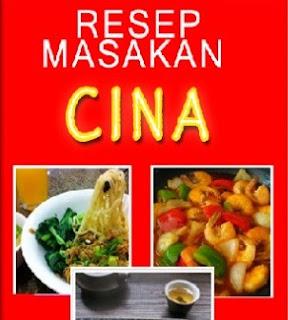 buku resep masakan cina
