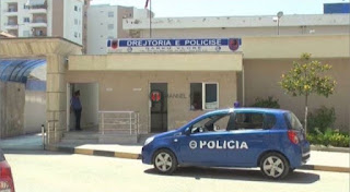 Vlora, thieves gets inside the Hotel room and steal the service gun of the officer