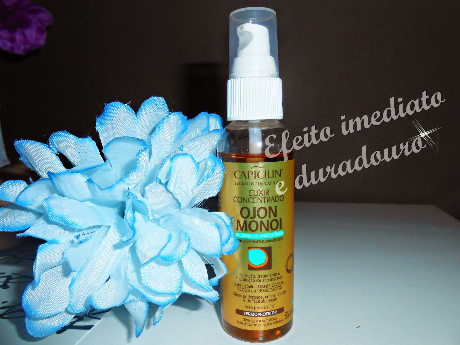 Review: Óleo de Ojon Monoi Concentrado