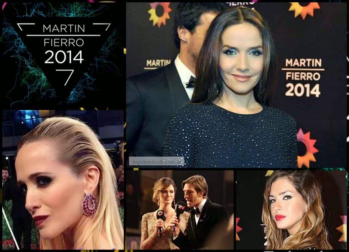 look pelo peinados 2014 martin fierro