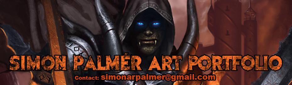 Simon Palmér Portfolio