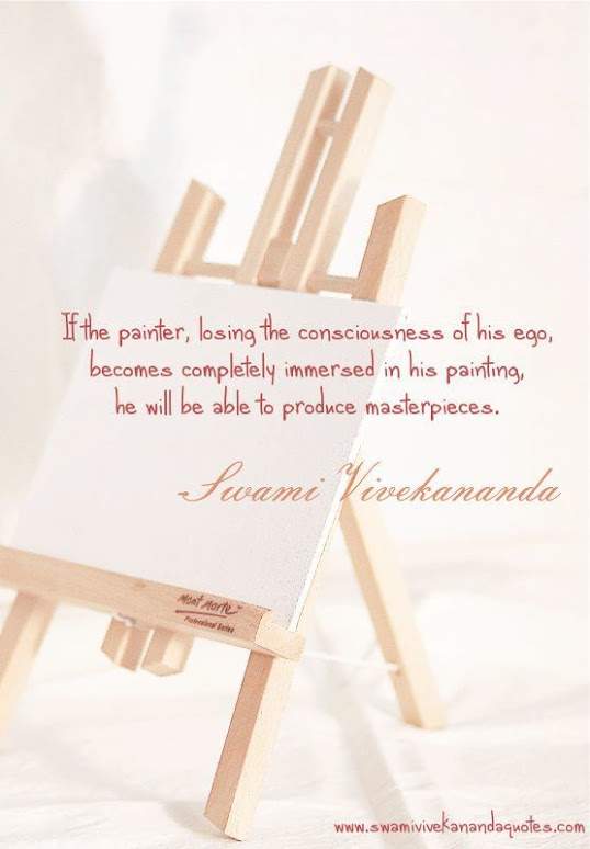 Swami Vivekananda ego quotes about losing ego