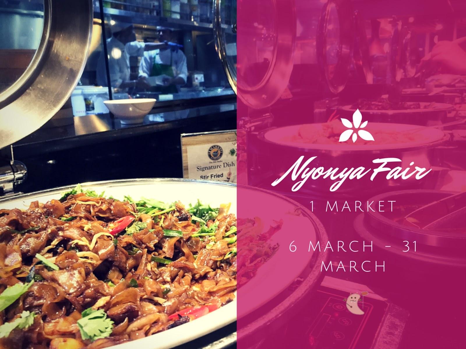 1 Market Nyonya Fair (Plaza Singapura)