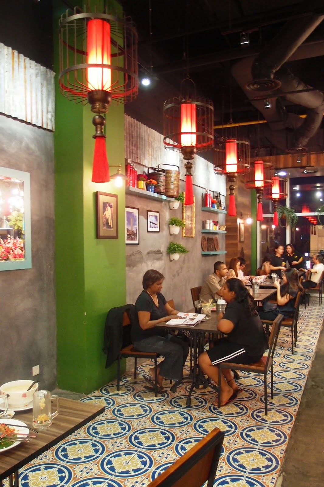 follow me to eat la - malaysian food blog: heritage village ~ the