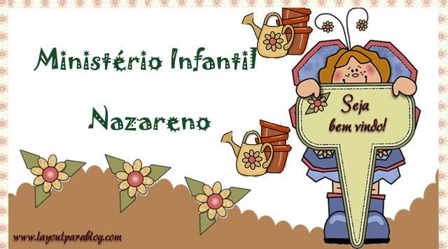 Ministério Infantil Nazareno