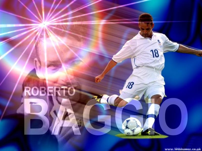 roberto bagio italy legend, inter milan legend, ac milan legend, fiorentina legend, best playmaker italy, baggio wallpaper