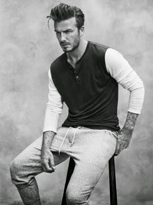 moda interior David Beckham bodywear H&M primavera verano 2015