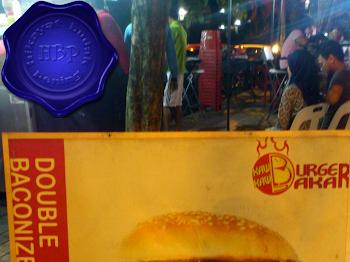 Kaw Kaw Burger Bakar