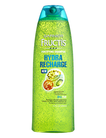 Garnier Fructis Hydra Recharge shampoo review PINCHme