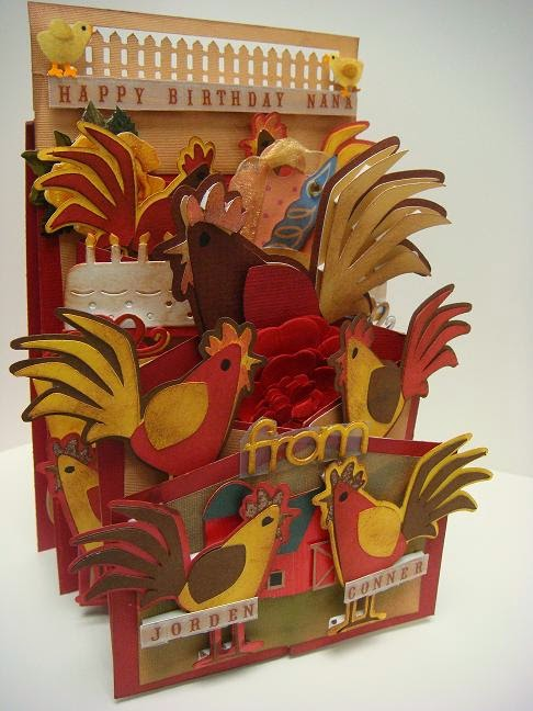 Rooster Kitchen Colors