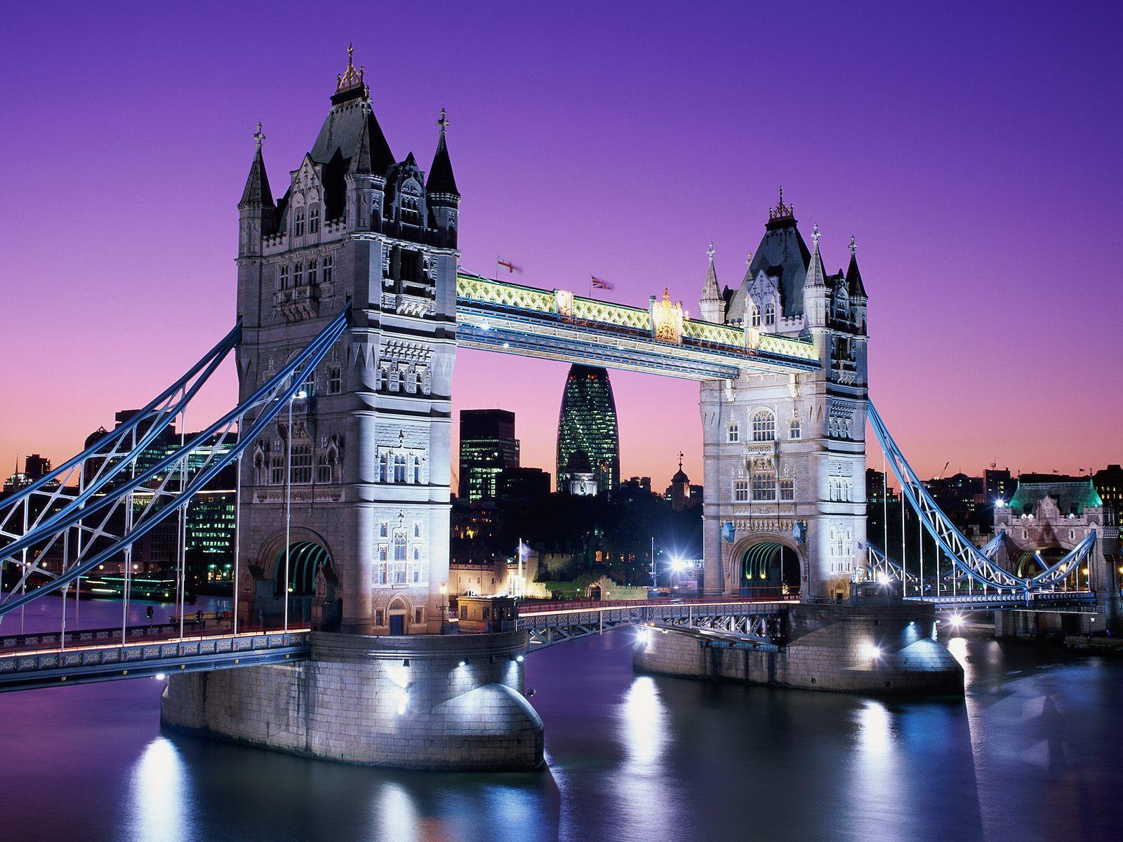 bridge gb night london - photo #30