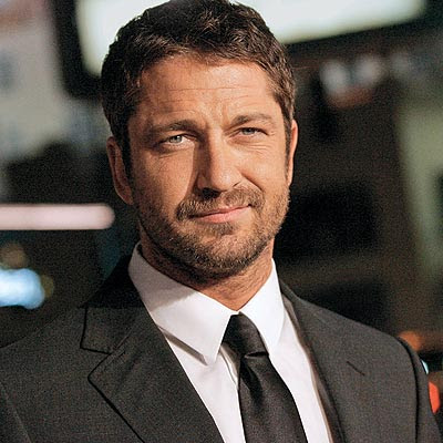 Gerard Butler (oh yes) Hugh Jackman