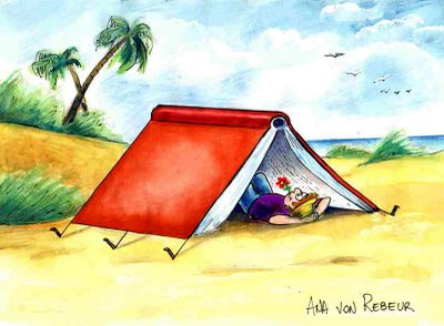 Buen verano y buenos libros !
