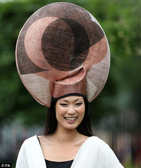 Hats Have It Royal Ascot The Fab The Foxy And The Fearless