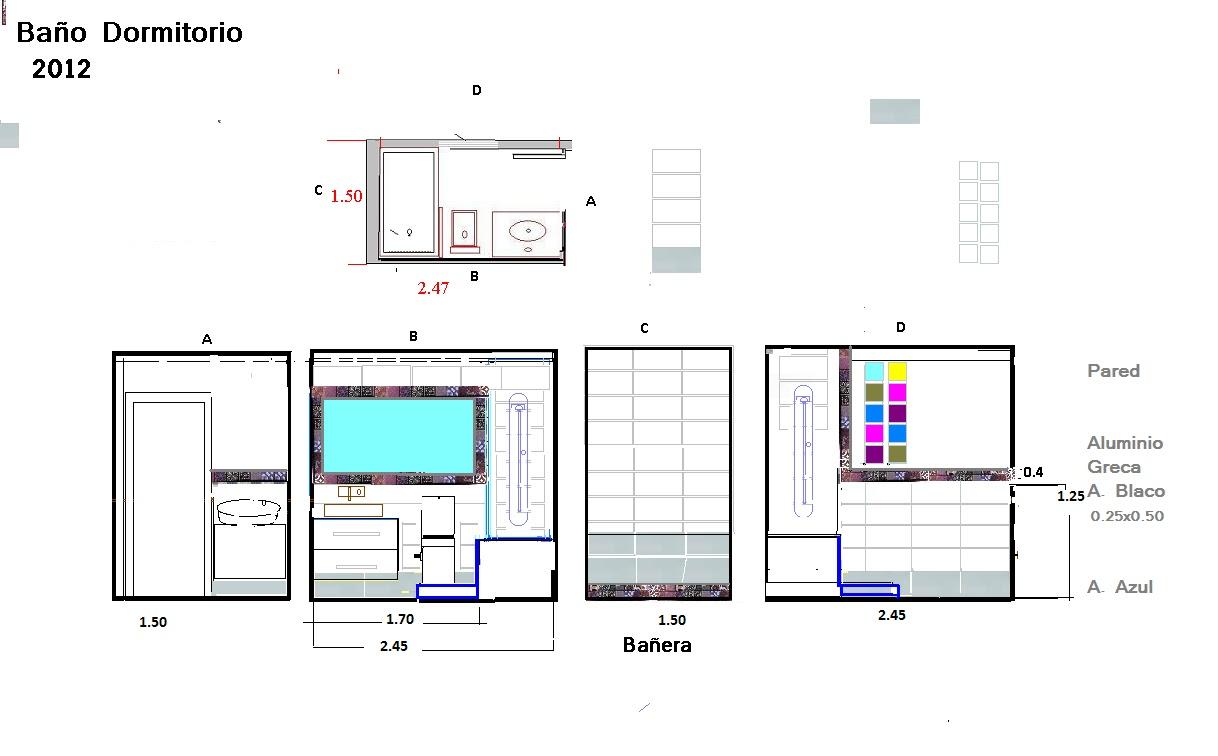 Decoracion De Un Baño Principal:Decoracion Lola Torga: Interiorismo para todosUna suite en