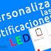 Personaliza las notificaciones LED de mensajes, llamadas y mas con colores en Android