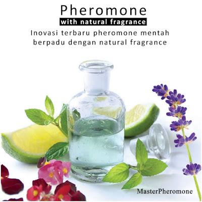 Wewangian Daily Pheromone Parfume