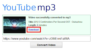 Cara Mengubah Video Youtube Jadi Musik MP3