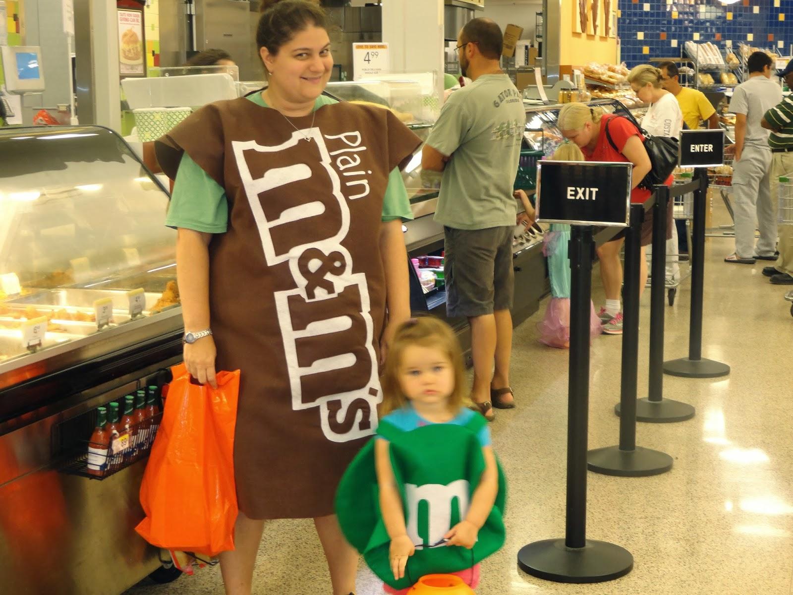 and the dadda was a bag of peanut mms