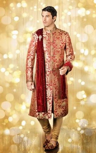 Latest Sherwani Styles for Men