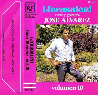 José Alvarez-Vol 10-¡Jerusalén!-
