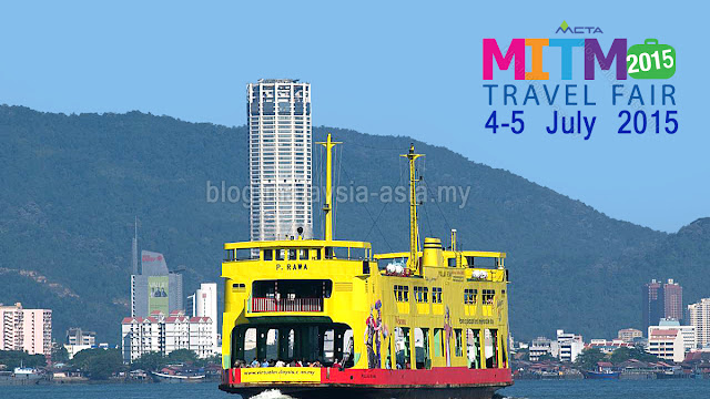 Penang MITM Travel Fair 2015