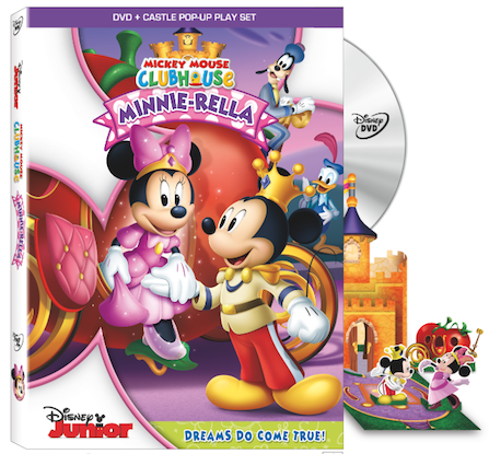 inspired by savannah mickey mouse clubhouse minnierella