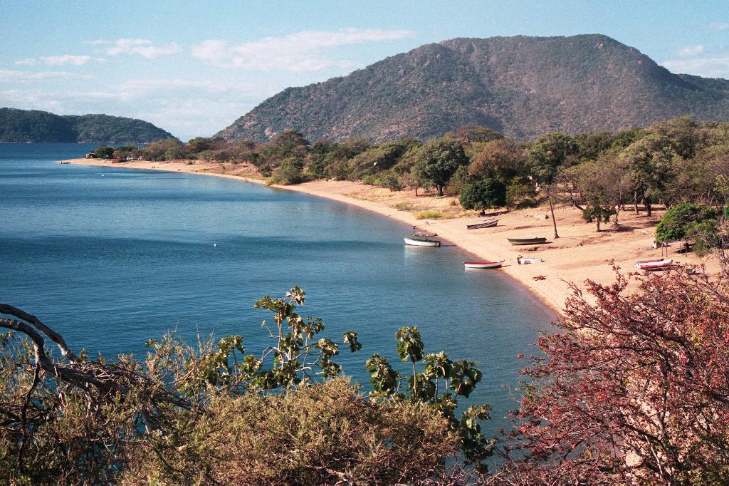 Danau Malawi Merupakan Salah Satu Danau terbesar di dunia