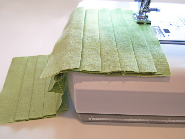 sewing table linens