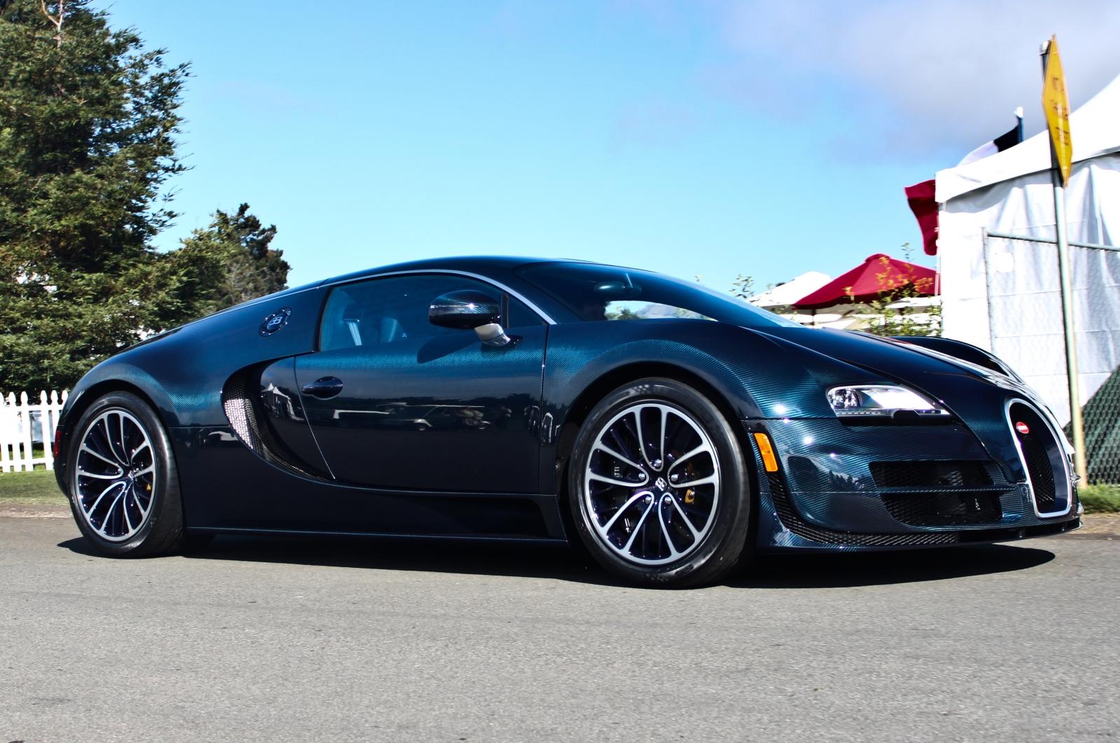 Key Criteria Of Bugatti Veyron