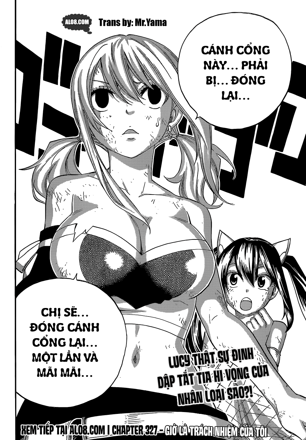 Fairy Tail chap 326 page 19 - IZTruyenTranh.com