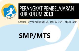 RPP SMP PPKN Kelas VIII Kurikulum Nasional