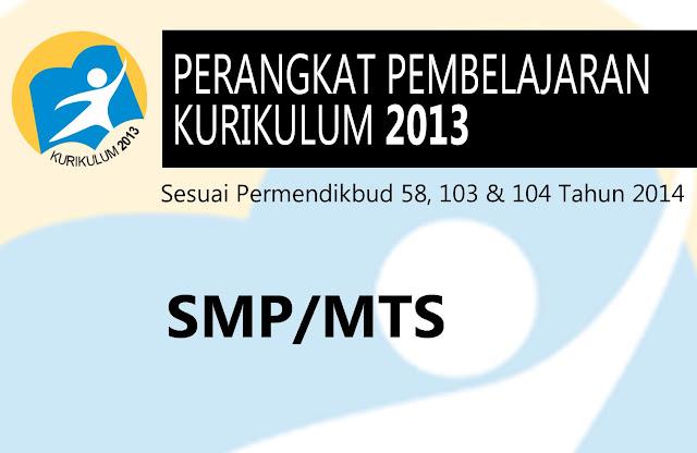 RPP SMP IPS Kelas VII Kurikulm Nasional