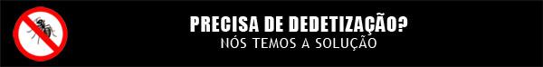 DEDETIZADORA - CAMPINAS E REGIÃO