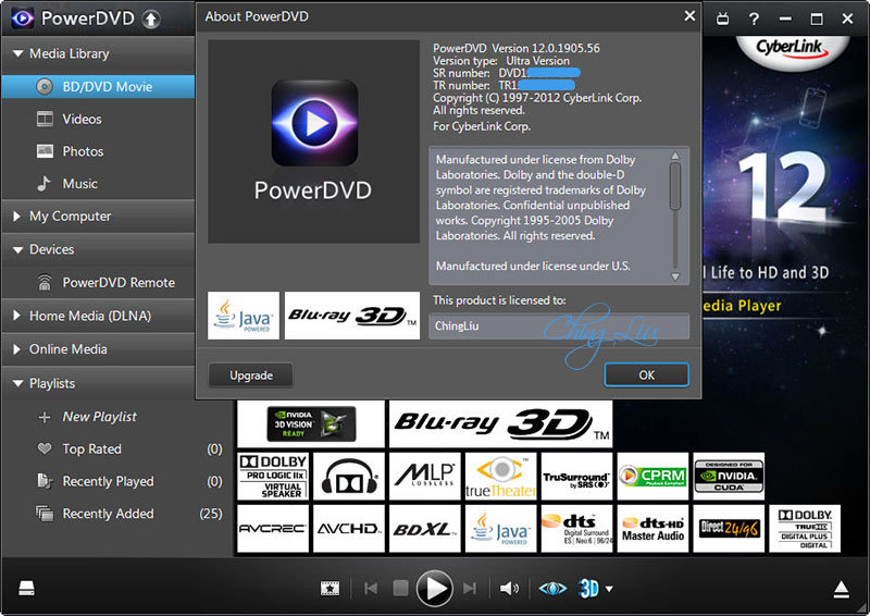 Cyberlink Powerdvd 6 Keygen Music