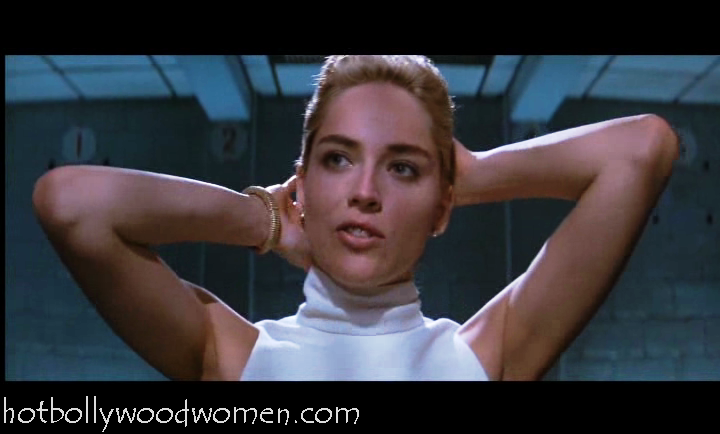 Sharon Stone Hot Basic Instinct