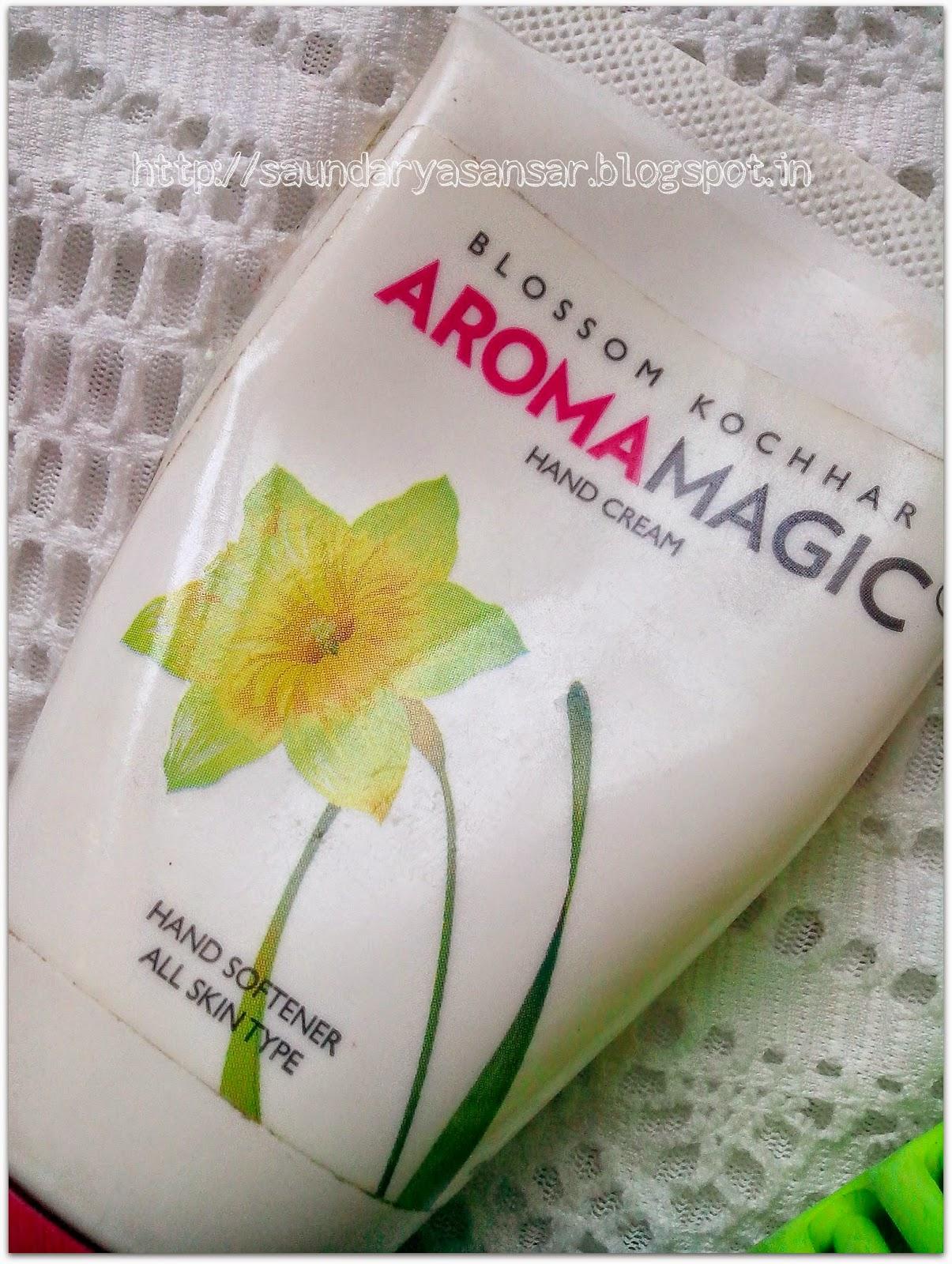 Blossom Kochhar Aroma Magic Hand Cream Review