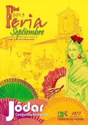 Jódar - Feria 2015