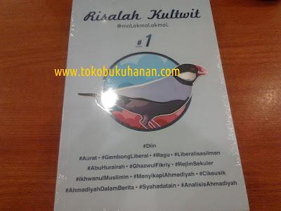 Buku : Risalah Kultwit @malakmalakmal #1 : Akmal Sjafril