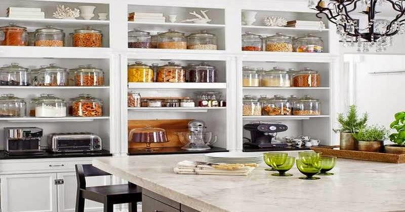 idee de rangement pour garde manger id es d co pour maison moderne. Black Bedroom Furniture Sets. Home Design Ideas