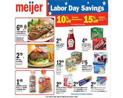 We have gathered all the online weekly ad circulars & flyers for your favorite stores. You can also find the best deals available for major shopping events like Black Friday Sales, Cyber Monday Sales, Valentines Day, Columbus Day, Easter Sales, Presidents Day, July 4th sales, Labor Day or Christmas Sales.